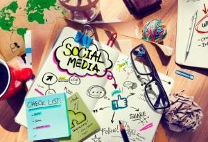 Social-Media Welt